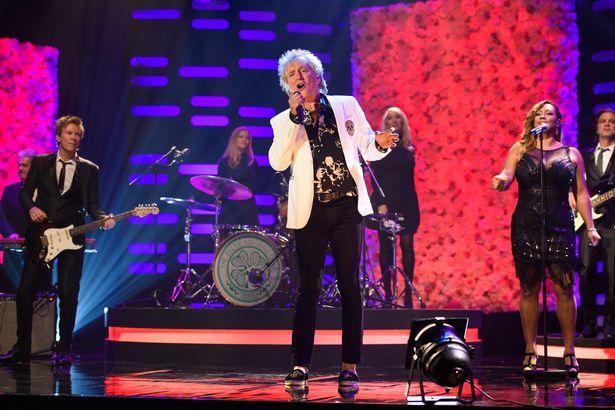Rod Stewart New Year's Eve Concert